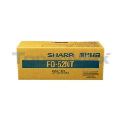 SHARP FO-5200/4900 TONER KIT BLACK